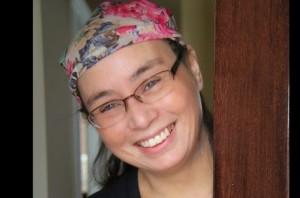 Ikebuchi, Shelley headshot scarf
