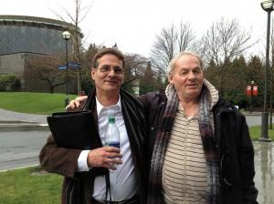 Ivan, Henry with David Milgaard