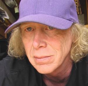 Lawrence, Iain purple cap