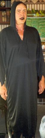 Rajala, Daniel black robe