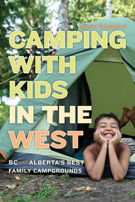 Seagrave, Jayne Camping Kids jacket