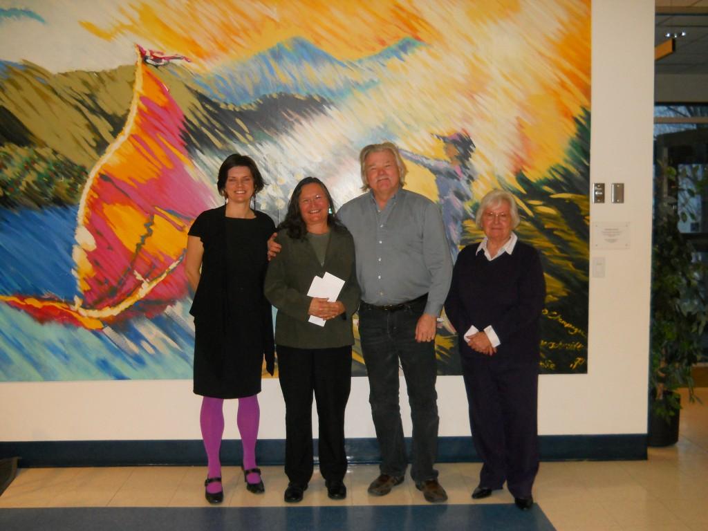 Sellars, Bev 2014 Ryga Prize