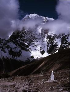 Everest graveyard