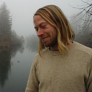 Olson, Miles with mist