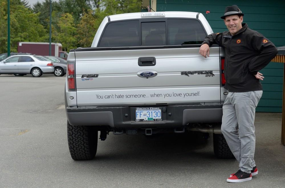 Odjick, Gino love hate pickup