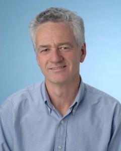 Forsythe, Mark colour blue shirt