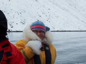 Wright, Shelley Arctic glacier