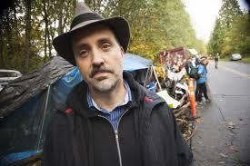 Collis, Stephen protest camp