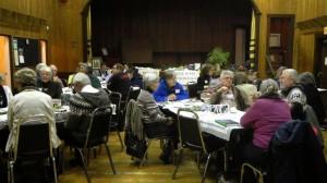 Godwin, George Ruskin Hall gathering 2014