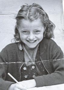 Stuchner, Joan a schoolgirl in Leeds