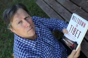 Buckley, Michael holding Tibet