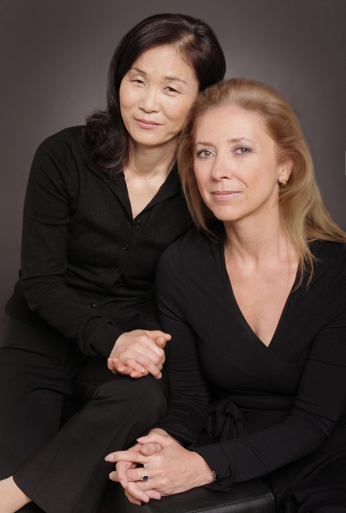 Jang, Lucia with co-author McClelland