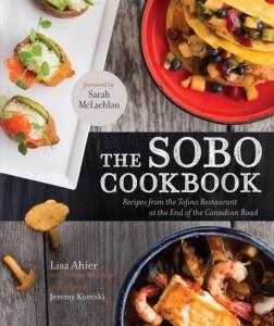 Ahier, Lisa Sobo-cookbook