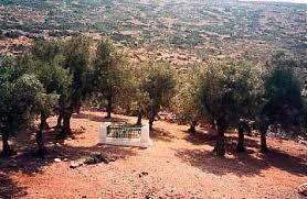 Brooke, Rupert grave on Skyros