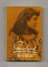 Keller, Betty Pauline Johnson jacket