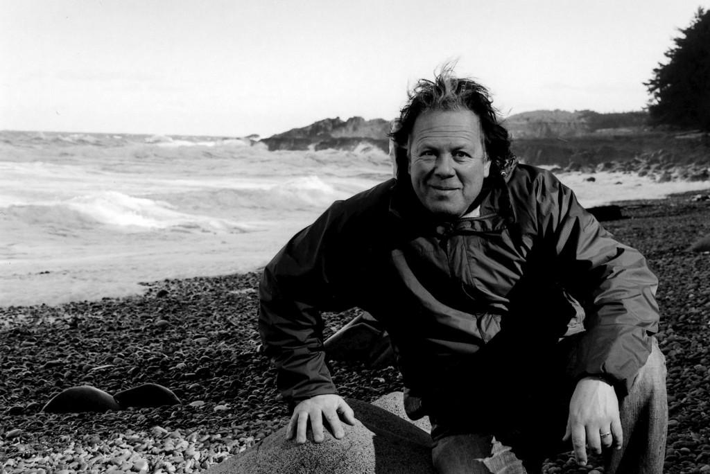 Wilkinson, Charles on Haida Gwaii