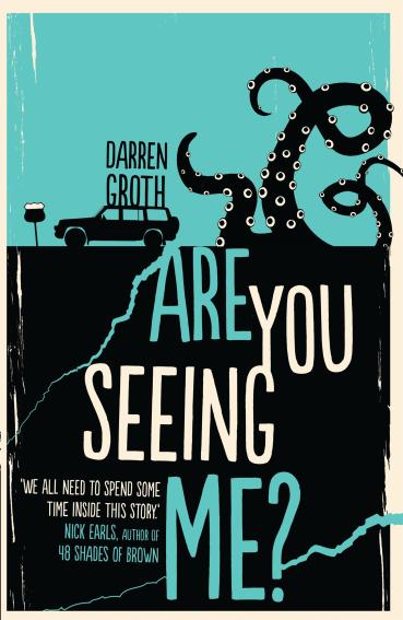 Groth, Darren book jacket