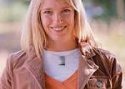 Juby, Susan orange sweater