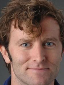 Lawrence, Grant headshot close-up