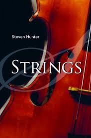 Hunter, Steven book jacket for Strings