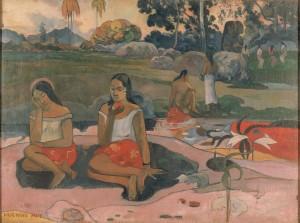 Layton, Gauguin's Sacred Spring, Sweet Dreams
