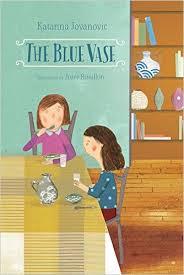 Jovanovic, Katarina Blue Vase cover