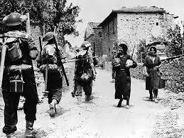 Zuehlke, Mark troops in Sicily 1