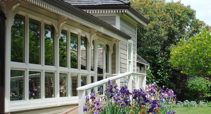 Lady Aberdeen's house in Kelowna