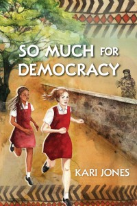 Jones, Kari Democracy cover