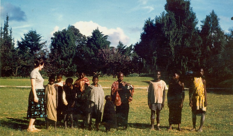 Mahenge first patients 1960