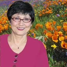 Pejvack, Nasreen flowers in bg
