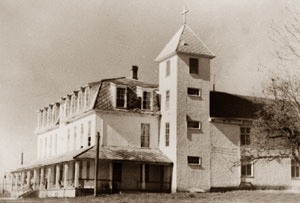 St. Mary's Residence.