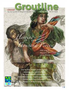 Wosk, Yosef Broca magazine cover