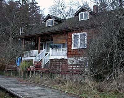 Shakesides house