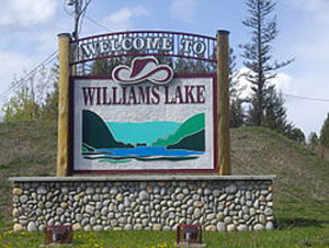 Williams Lake, BC