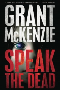 McKenzie, Grant Speak The Dead cover