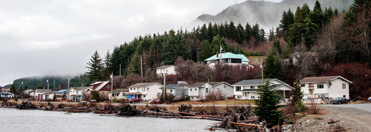 Eden Robinson's Kitimaat Village