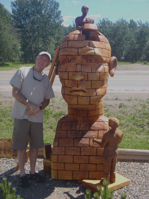Chetwynd, a community carved by success.