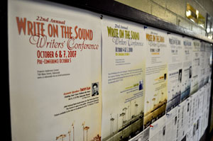 WOTS EDMONDS poster