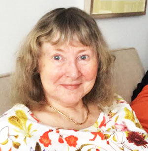 Carolyn Zonailo, 2015