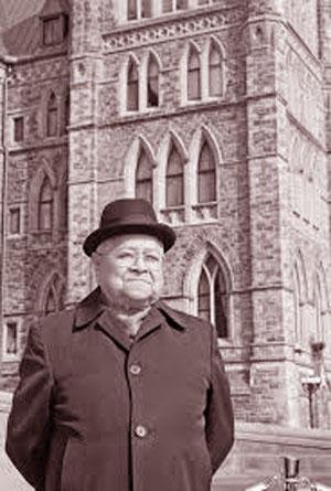 Frank Calder, Atlin MLA