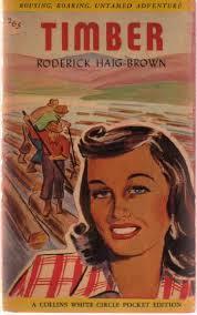 Haig-Brown, Roderick Timber book jacket
