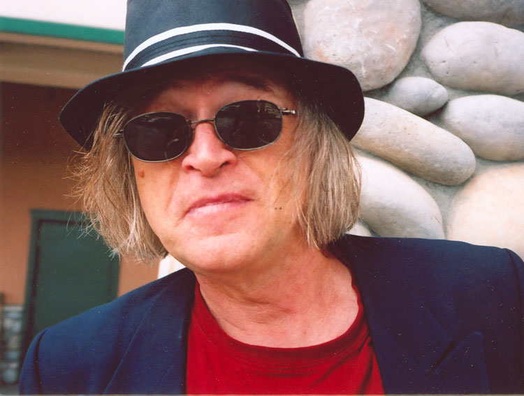 bill bissett, 2005. Photo by Alan Twigg.