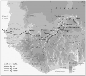 Antonson, Rick Timbuktu Image - Journey Map copy