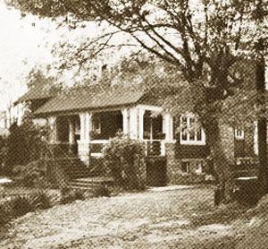 The Baker house