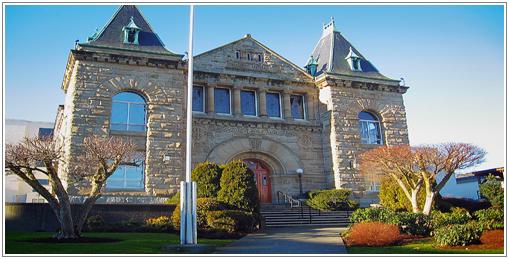 Bowen, Lynne Nanaimo courthouse