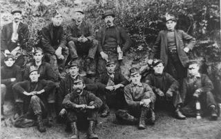 Bowen, Lynne on miners & pitboss
