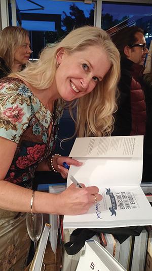 Schell, Jennifer book signing