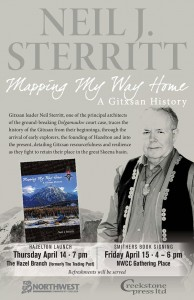 Sterritt, Neil book launch
