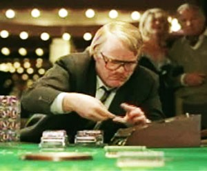 Philip Seymour Hoffman in Owning Mahowny.
